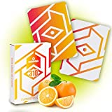 Copag 310 Cardistry Cards - Alpha - Orange Slim Line -
