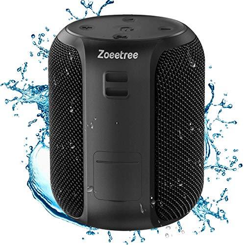 Altavoz Bluetooth Portatil, ZoeeTree Mini Altavoces Bluetooth 5.0...