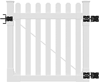 Best picket fence gate arbor Reviews