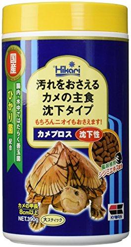 Hikari カメプロス 沈下性 大スティック 390gamazon参照画像