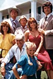 Poster Dallas Larry Hagman Patrick Duffy Cast TV 61 x 91 cm