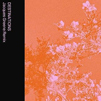 DESTINATIONS (Jacques Greene Remix)