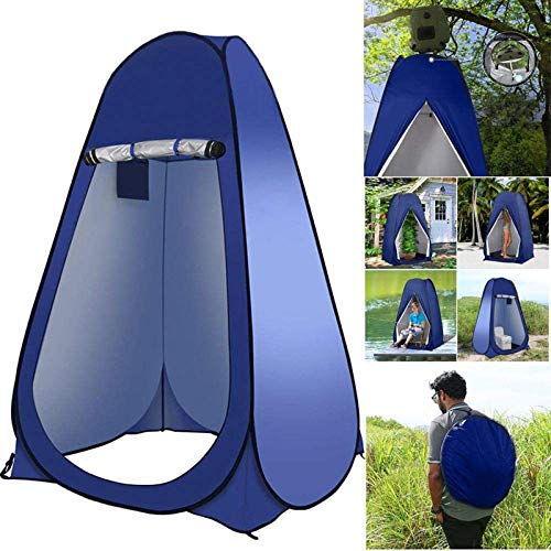 DHRH Pop Up Privacy Shower Tent,Portable Changing Tent Dressing Room,Outdoor Sun Shelter Camp Toilet for Camping Fishing Hiking