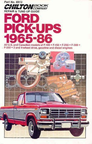 Ford Pick-Ups, 1965-86 (1998-01-20)
