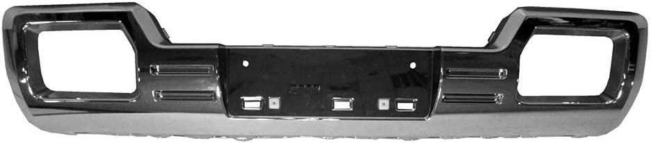 4 years warranty Replace GM1053102 - Front Don't miss the campaign Bumper Skid Plate