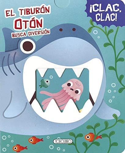 El tiburón Otón busca diversión
