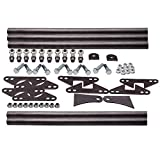 Waverspeed Parallel 4 Link Suspension Kit 5 Bars Classic Car Rat Rod Mounts Universal Weld On 4 Link Kit