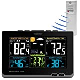 Professional house T85647 La Crosse Technology Wireless Color Weather Station with TX141TH-BV2
