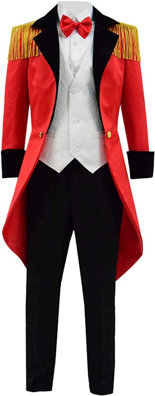 Kids Boys Now on Ranking TOP4 sale Circus Animal Trainer for Suit Hallowe Costume Cosplay