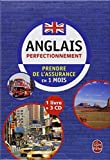 L'anglais : Perfectionnement (3CD audio)