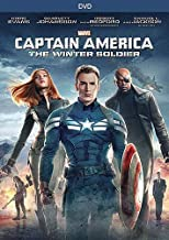 Captain America: The Winter Soldier (DVD) by Chris Evans