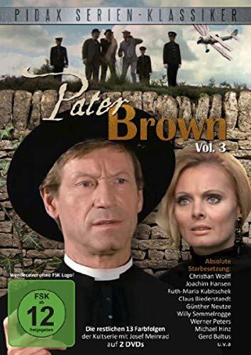 Pater Brown, Vol. 3 (Pidax Serien-Klassiker) [2 DVDs]
