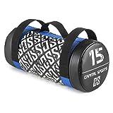 Capital Sports Toughbag - Power Bag, Core Bag, Fitness Bag, Gewicht: 15 kg, Koordinations-, Kraft-...