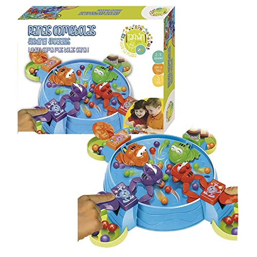 Tachan - Juego Ranas comebolas (CPA Toy Group 17740)