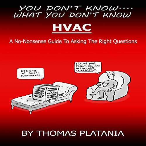 You Don't Know What You Don't Know HVAC cover art