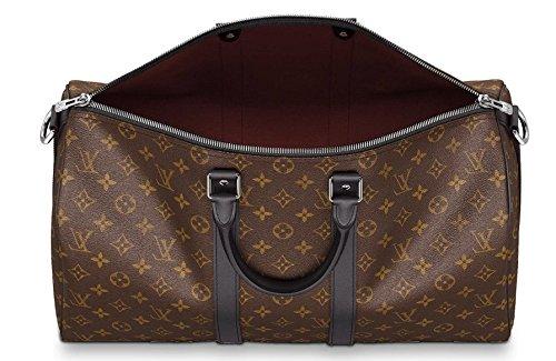 Fashion Shopping Authentic Louis Vuitton Keepall 45 Bandoulière Handbag Article: