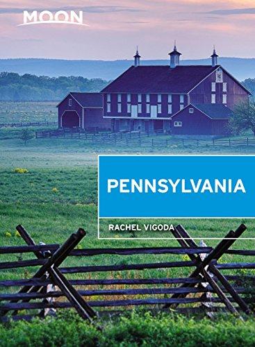Moon Pennsylvania (Travel Guide) (English Edition)