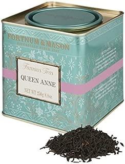 Fortnum & Mason British Tea, Queen Anne Blend, 250g Loose English Tea in a Gift Tin Caddy