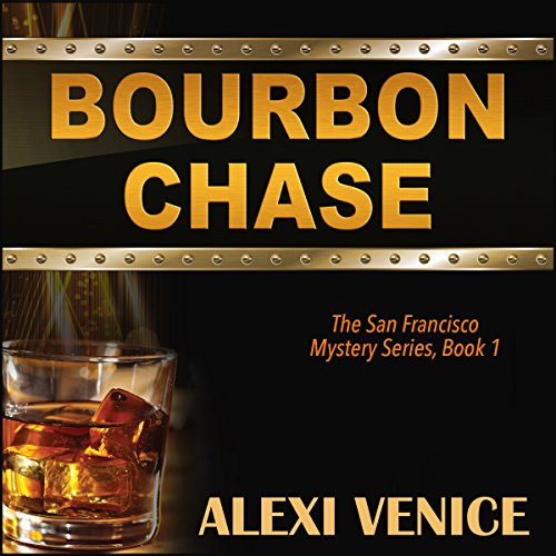Bourbon Chase audiobook cover art