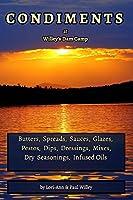 Condiment Recipe Book