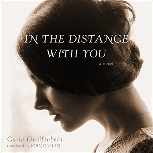 In the Distance with You audiobook cover art