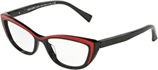 Eyeglasses Alain Mikli A 3092 003 NOIRE MIKLI WITH MATTE RED