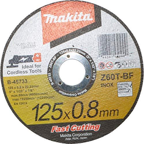 Makita B-45733 Trennscheibe 125x0,8mm Metall