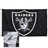 WinCraft Las Vegas Raiders Embroidered Nylon Flag