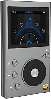 "Hi-Res 8GB Mp3 Player, Hi-Fi Lossless Music Player with Radio Recorder FM Radio 2"" LCD Display Support TF Card"