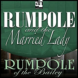 Rumpole and the Married Lady cover art