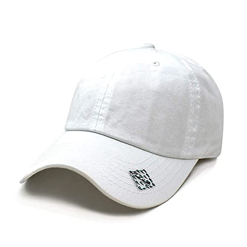 7029387845c18 ChoKoLids Cotton Dad Hat Adjustable Blank Cap Low Profile Unstructured Polo  Style