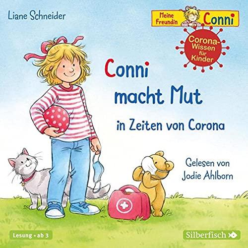 Conni macht Mut in Zeiten von Corona cover art