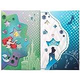 日本製 ポチ袋 ディズニー プリンセス ストーン付き C&A (2枚セット)