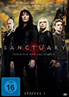 Sanctuary - Staffel 1