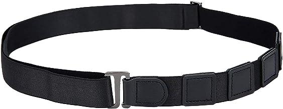 Soporte de camisa, cinturón ajustable para sujetador de