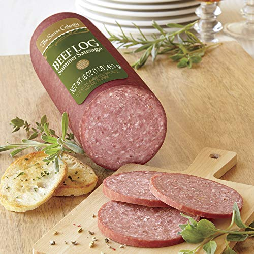 The Original BEEF LOG, 1 lb. from The Swiss Colony