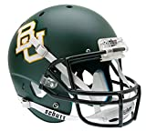 Baylor Bears Green Officially Licensed Full Size XP Replica Football Helmet