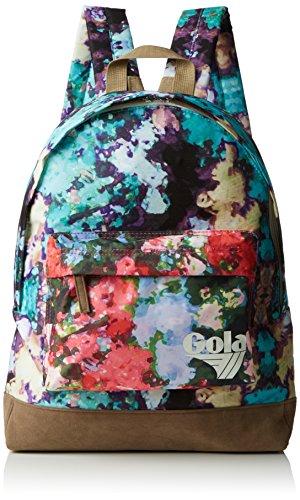 Gola Unisex Erwachsene Walker Noise Rucksack, Multicolour (Multi/Light Taupe), Einheitsgröße