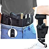 Best Ankle Holsters - CREATRILL Bundle of Belly Band + Ankle Holster Review