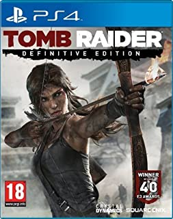 Tomb Raider Definitive Edition (PS4) by Square Enix [並行輸入品]