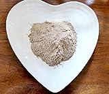 Arcilla de bentonita de calcio – Arcilla azteca Fullers Earth 100% pura y limpieza profunda (500 g)