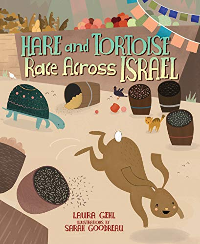 Hare and Tortoise Race Across Israel