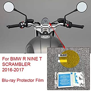 RONGLINGXING For BMW R NINE T SCRAMBLER 2016 2017 Cluster Scratch Protection Film Anti Blue Light Blu-ray Protector Film R...