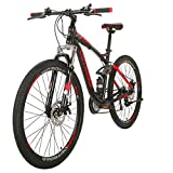 Max4out Mountain Bike 27.5 inch Wheels Double Disc Brake Dual...