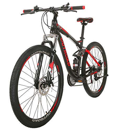 Max4out Mountain Bike 21 Speed review