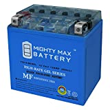 700 quad battery - Mighty Max Battery YTX14-BS Gel 12V 12AH Battery for Honda SXS 700 Pioneer 2014 Brand Product