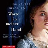 """Guinevere Glasfurd """"Worte in meiner Hand"""" von Guinevere Glasfurd ist einer der stärksten historischen Romane, die…"""