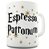 Funny Mugs For Work Espresso Patronum Magical By Twisted Envy 15 OZ