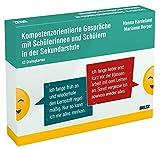 Kompetenzorientierte Gespräche mit Schülerinnen und Schülern in der Sekundarstufe: 42 Dialogkarten