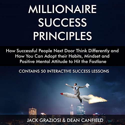 Couverture de Millionaire Success Principles